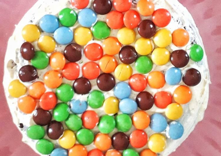 Resep: Kue ulang tahun/base cake brownies kukus tanpa DCC ala resto