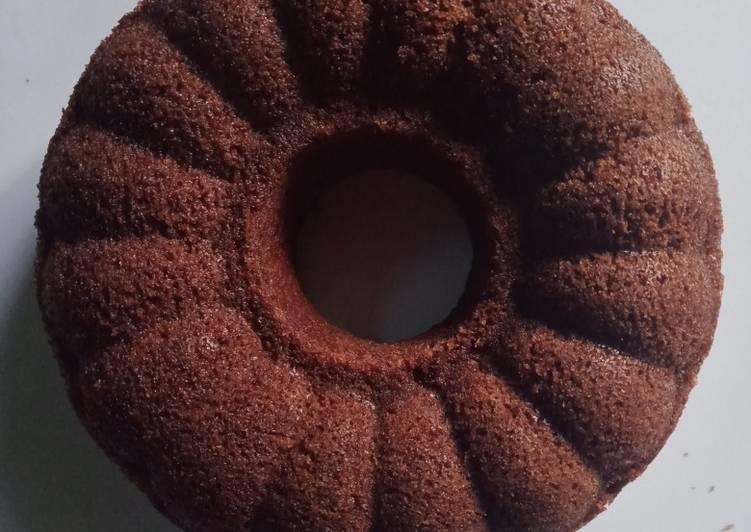 Resep: Brownis kukus cocholatos lezat