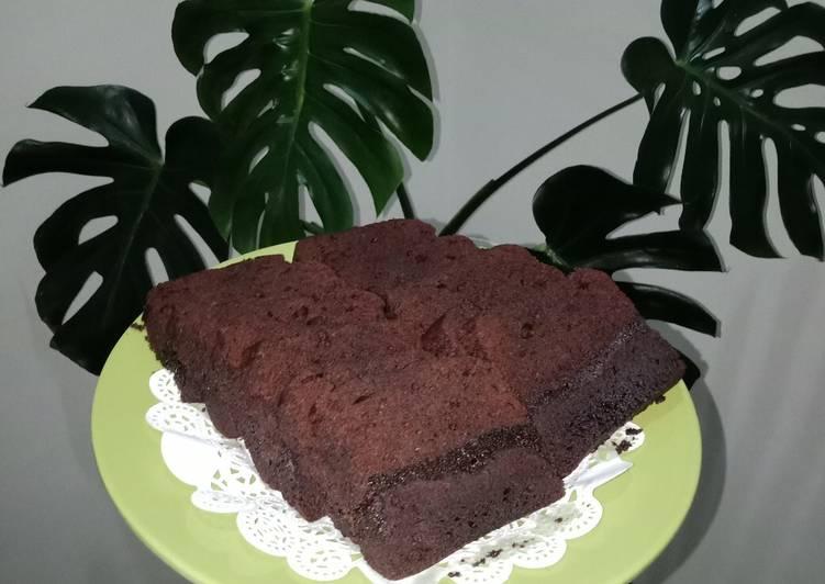 Resep: Brownies kukus ala resto
