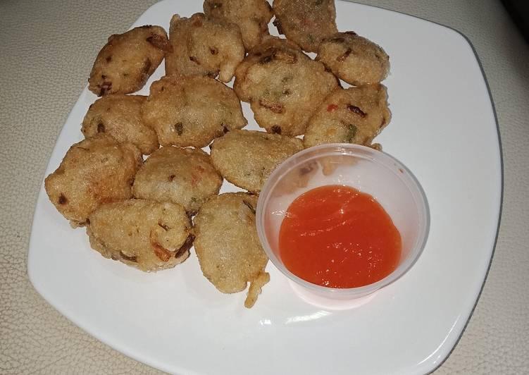 Resep: Cireng ikan cukil
