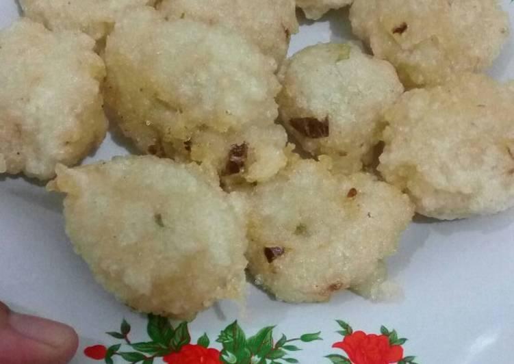 Resep memasak Cireng nasi anti meledus lezat