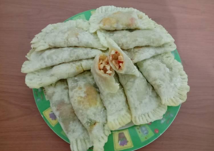 Cara Mudah memasak Cireng isi taichan yang bikin ketagihan