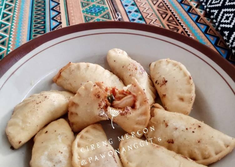 Resep: Cireng mercon lezat