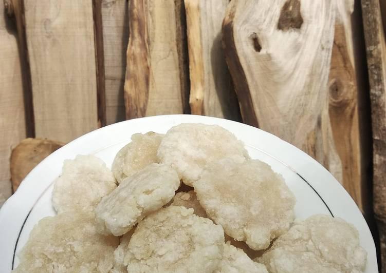 Resep mengolah Cireng (aci digoreng) lezat