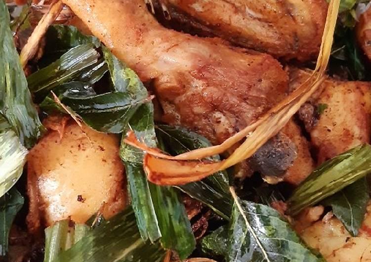 Ayam tangkap khas Aceh