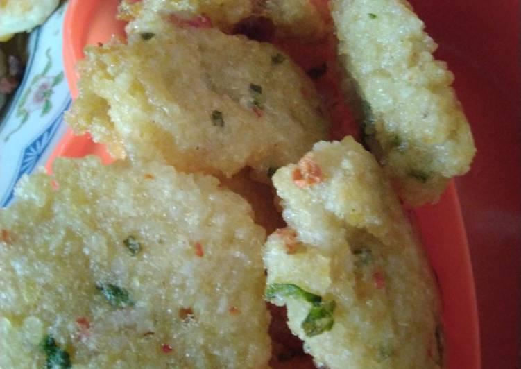 Resep: Cireng nasi