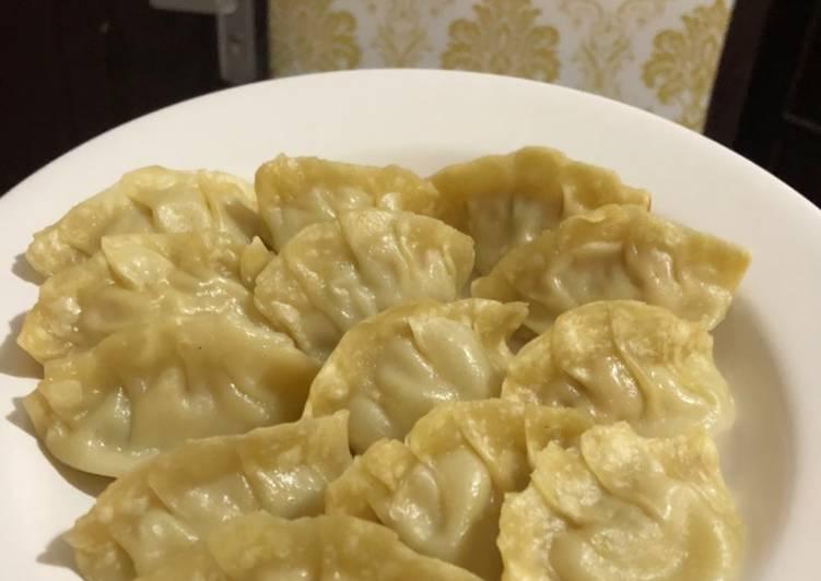 Cara mengolah Dumpling ayam ala ala yang menggoyang lidah