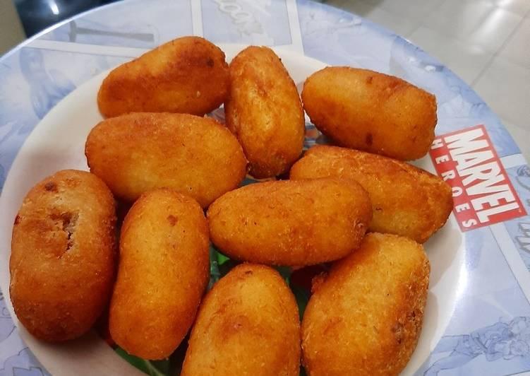 Resep: Combro crunchy simple yang menggugah selera