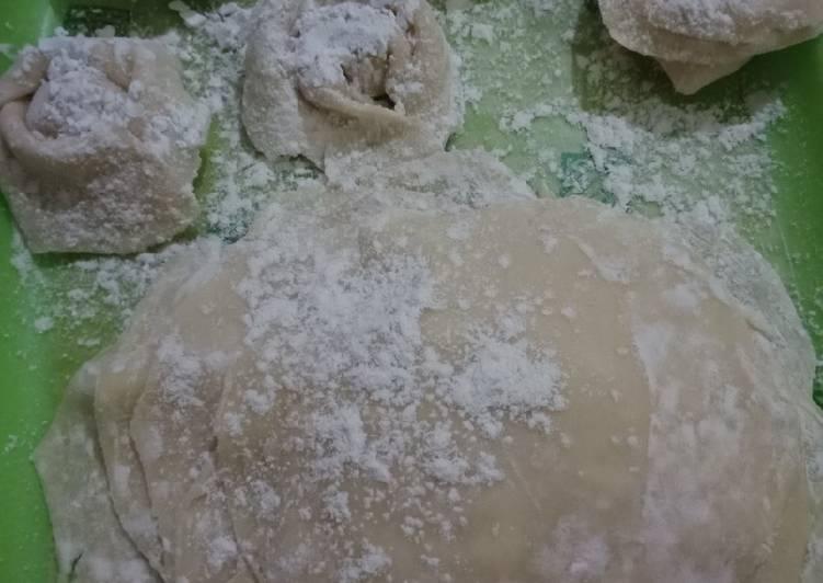Resep: Kulit pangsit homemade yang bikin ketagihan