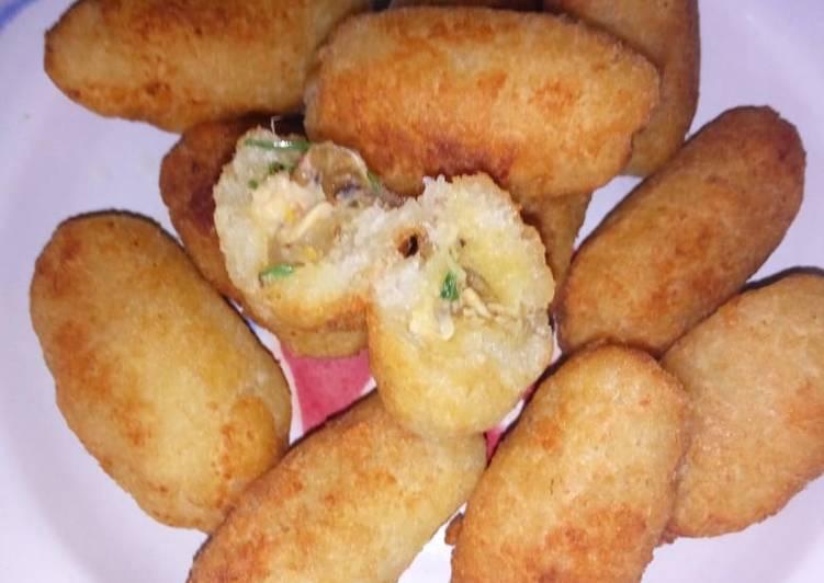 Cara memasak Bismillah,combro sedap