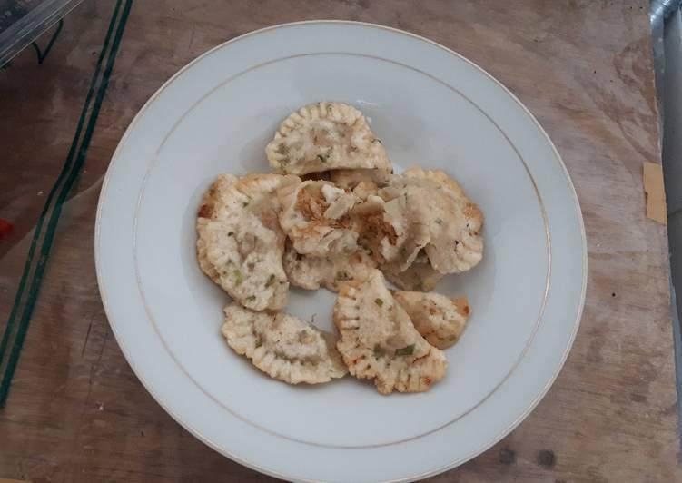 Resep: Cireng bandung isi ayam suwir yang menggugah selera