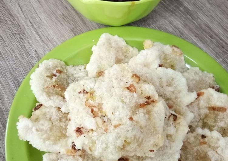 Resep: Cireng Bandung ala Ibunnica lezat