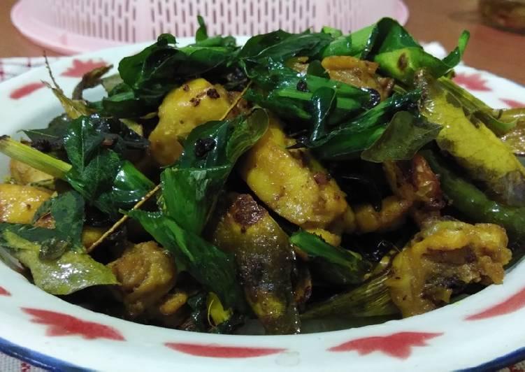 Resep memasak Ayam Tangkap yang menggugah selera