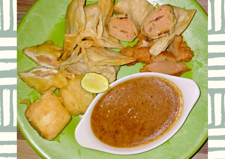 Cara memasak Batagor bandung yang bikin ketagihan