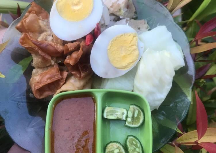 Cara memasak Siomay Bandung homemade lezat