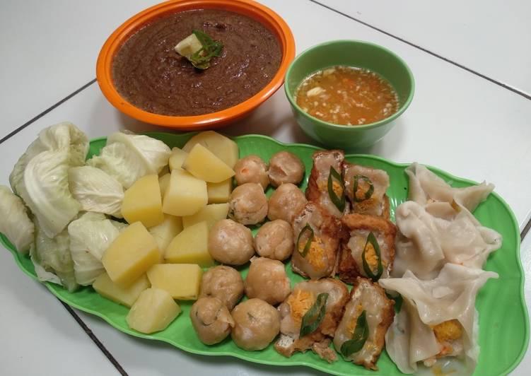 Resep: Siomay Bandung yang bikin ketagihan