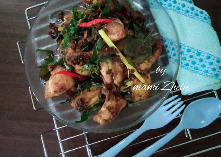 Resep: Ayam Tangkap Special khas Aceh istimewa