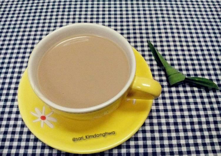 Resep: Bajigur Bandung (#pr_recookmintradisional) yang menggugah selera