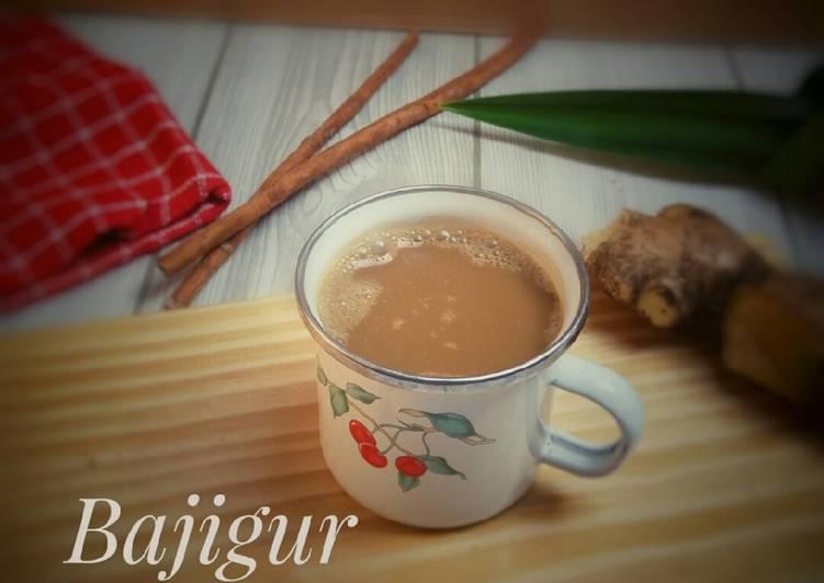 Bajigur Hanjuang #pr_RecookMinTradisional