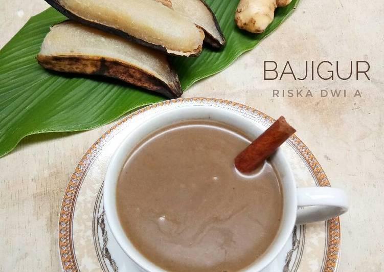Bajigur (#PR_RecookMinTradisional)