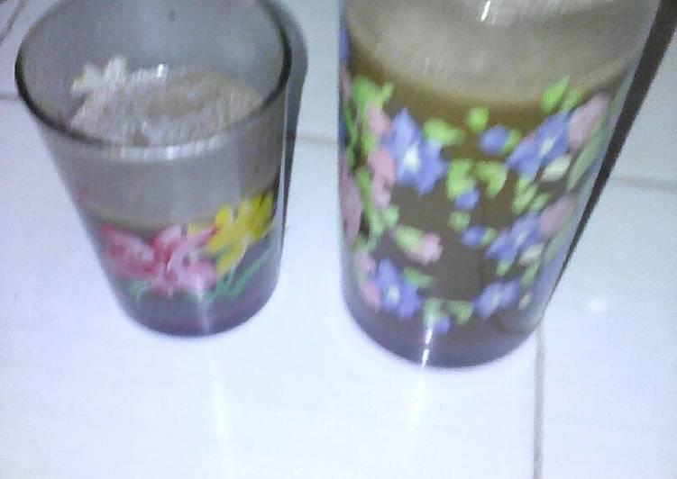 Minuman Bajigur.. by:Erni Hartanti.Amd😘😋😍