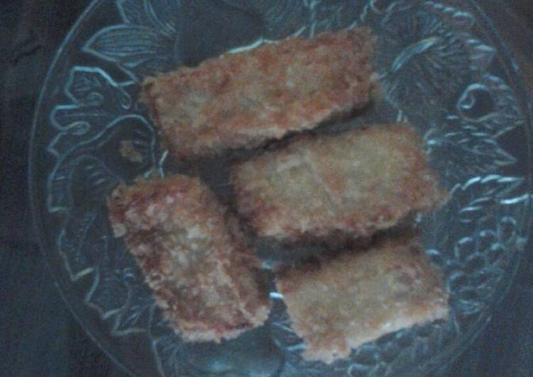 Resep: Nugget & Bakso Ayam simple ajah istimewa