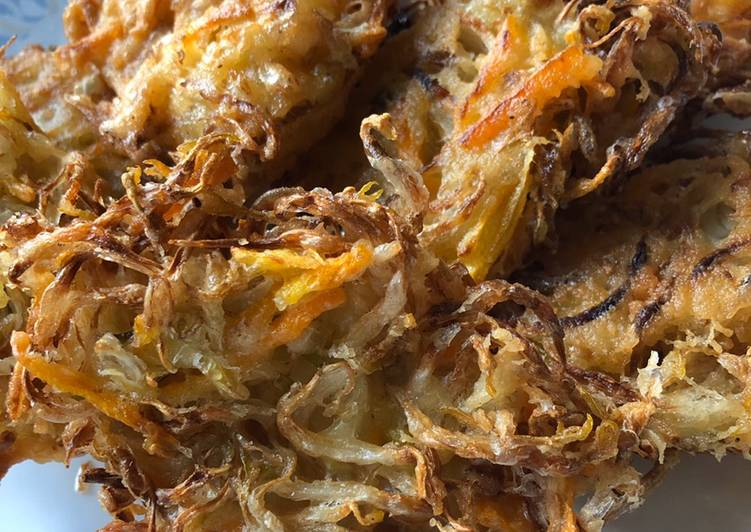 Resep: Bala-bala Krispi lezat
