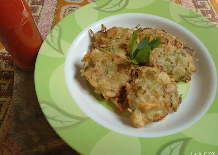 Resep: Weci/Bakwan/Bala-bala lezat