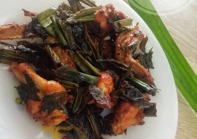 Resep memasak Ayam tangkap khas aceh lezat