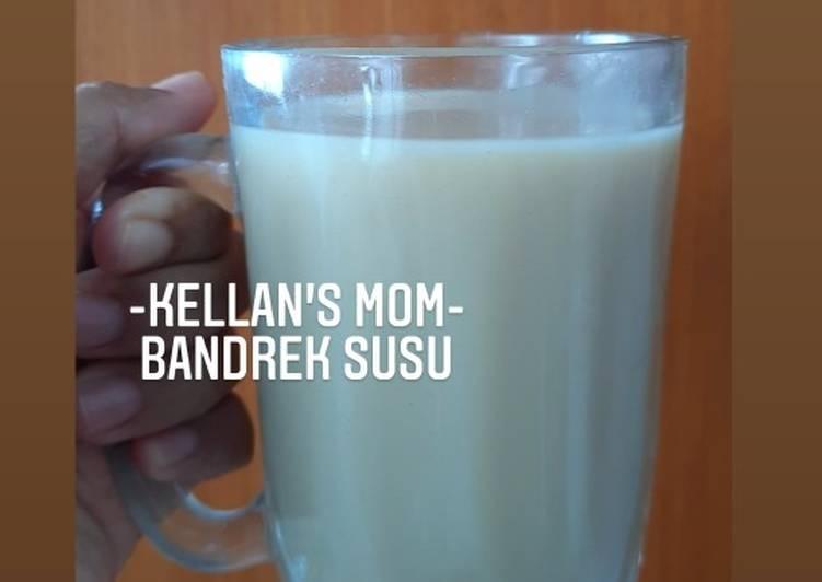 Cara memasak Bandrek Susu yang bikin ketagihan