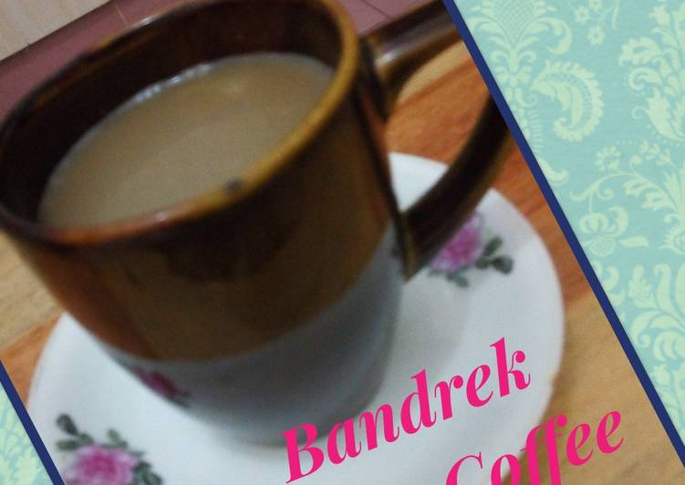 Resep: Bandrek White Coffee yang bikin ketagihan