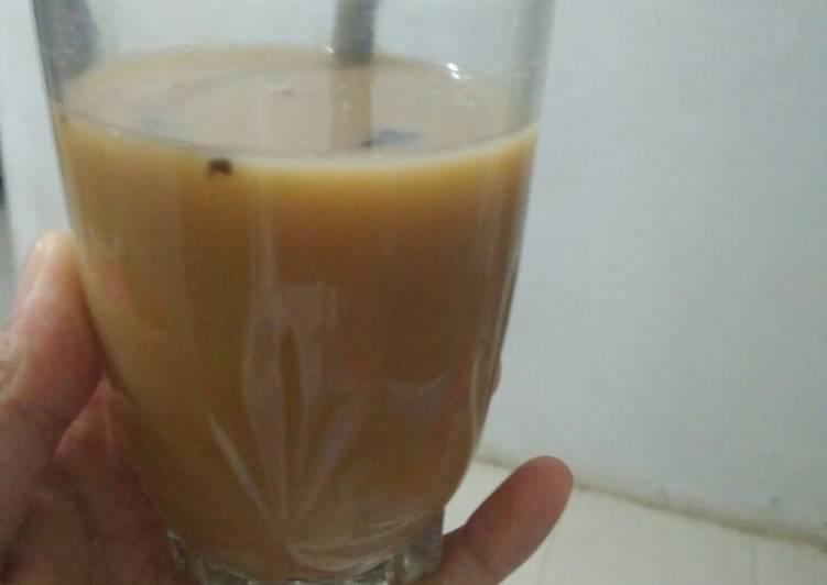 Resep: Bandrek susu lezat