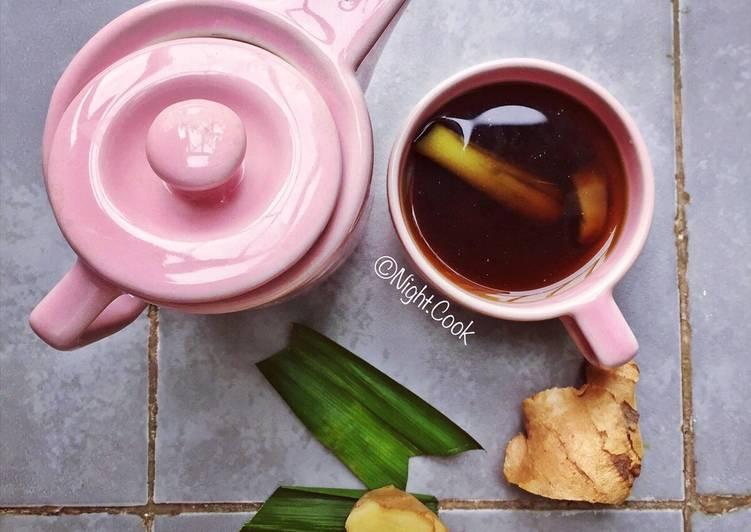 Minuman Hangat Bandrek
