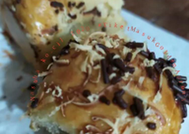 Cara Mudah memasak Bolen pisang keju meises yummy..😍😋 #TiketMasukGoldenApron3 istimewa