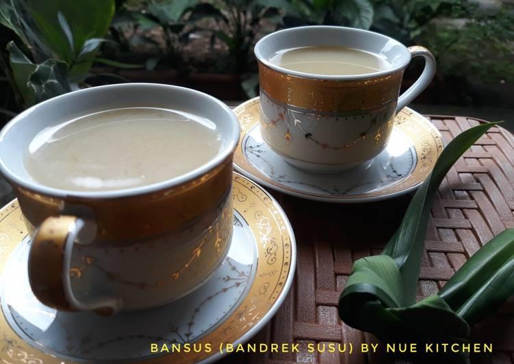 Resep: Bansus (bandrek susu) istimewa