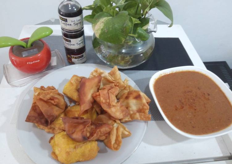 Cara memasak Batagor Fishless Ala Dapur Saya😋 yang menggugah selera