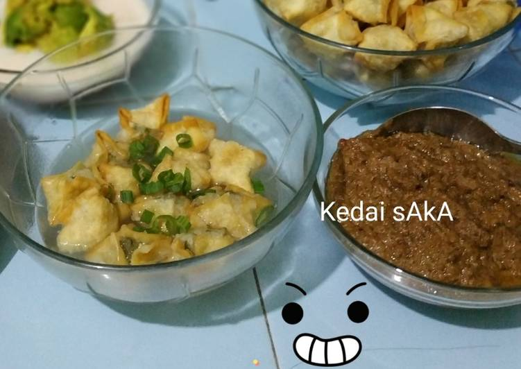 Resep: Batagor mini ceria #batagor_kuah yang menggugah selera