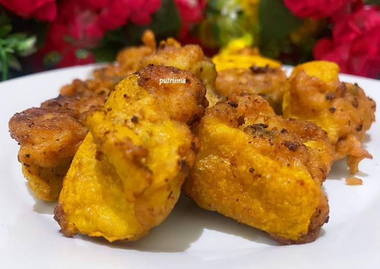 Cara mengolah Batagor (udang) lezat