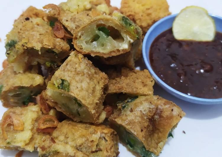Resep memasak Batagor Tahu isi Aci