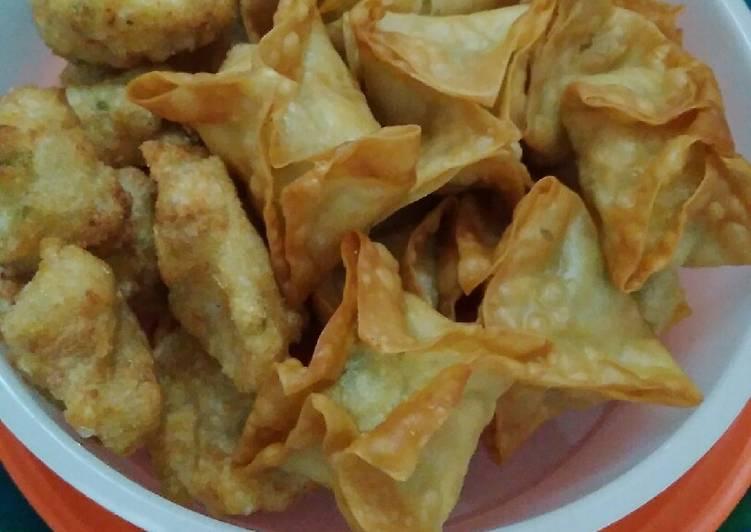 Resep: Batagor hemat tanpa ikan dan ayam