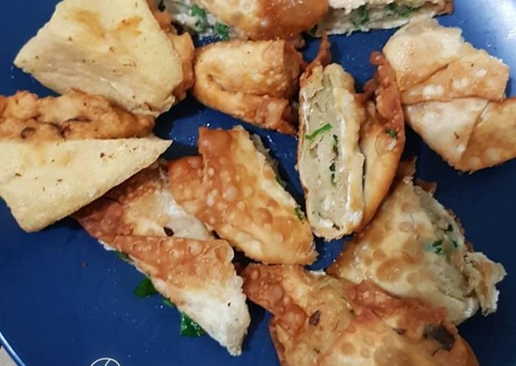 Resep: Batagor ikan bandung enak