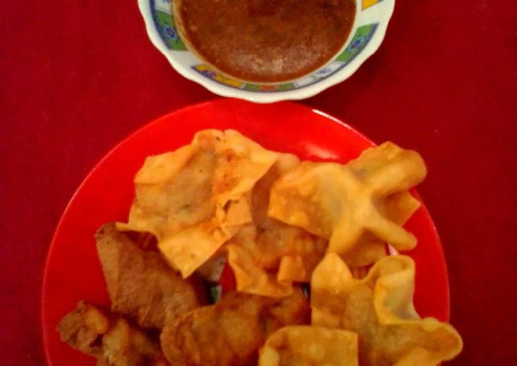 Resep: Batagor aci tanpa ikan istimewa
