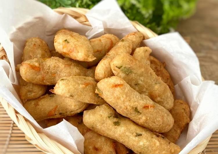 Resep memasak Batagor tahu wortel simple