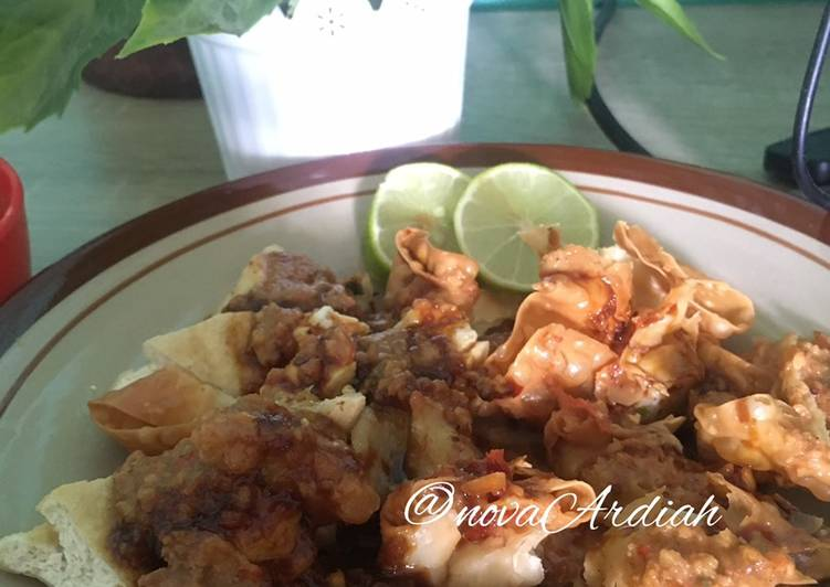 Resep: Batagor ayam praktis sedap