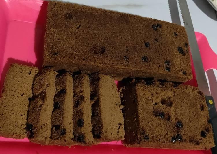 Resep: Brownies kukus lembut anti gagal yang menggugah selera
