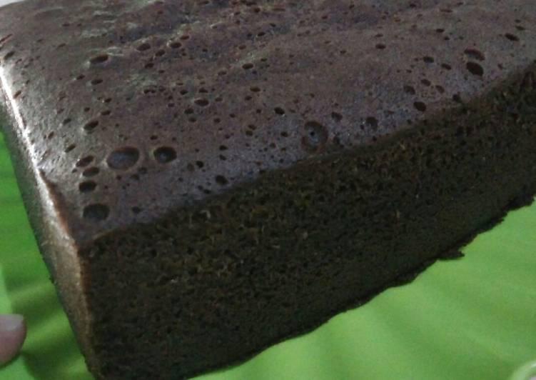 Resep: Brownis kukus tanpa dcc yang bikin ketagihan