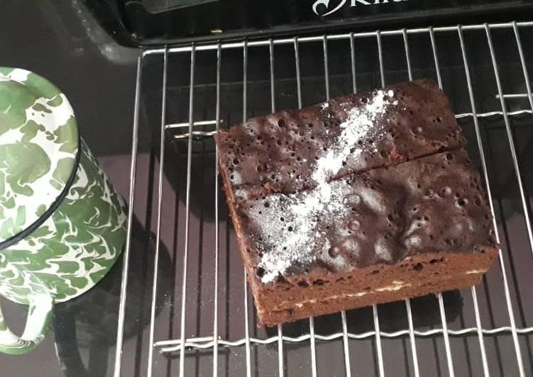 Resep mengolah Brownies kukus lezat
