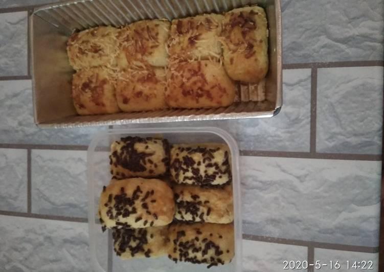 Resep: Bolen pisang cheese n choco yang menggugah selera