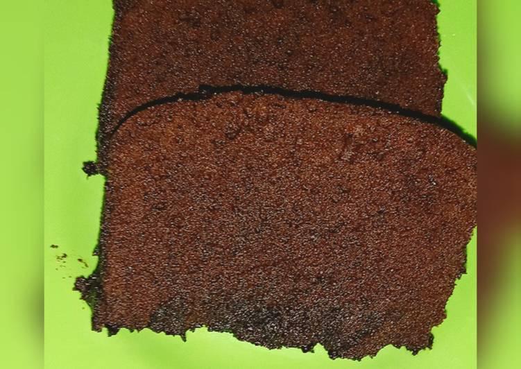 Resep memasak Brownies kukus lembut nyoklat