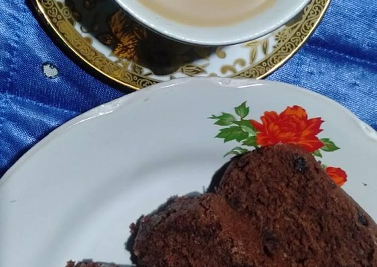 Brownies kukus mantul